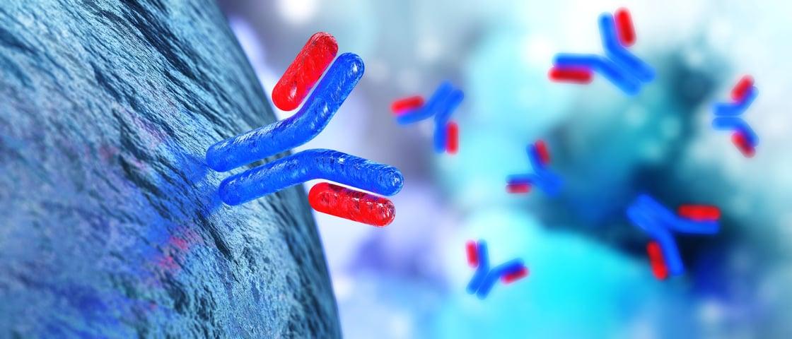 Graphene oxide based biosensor