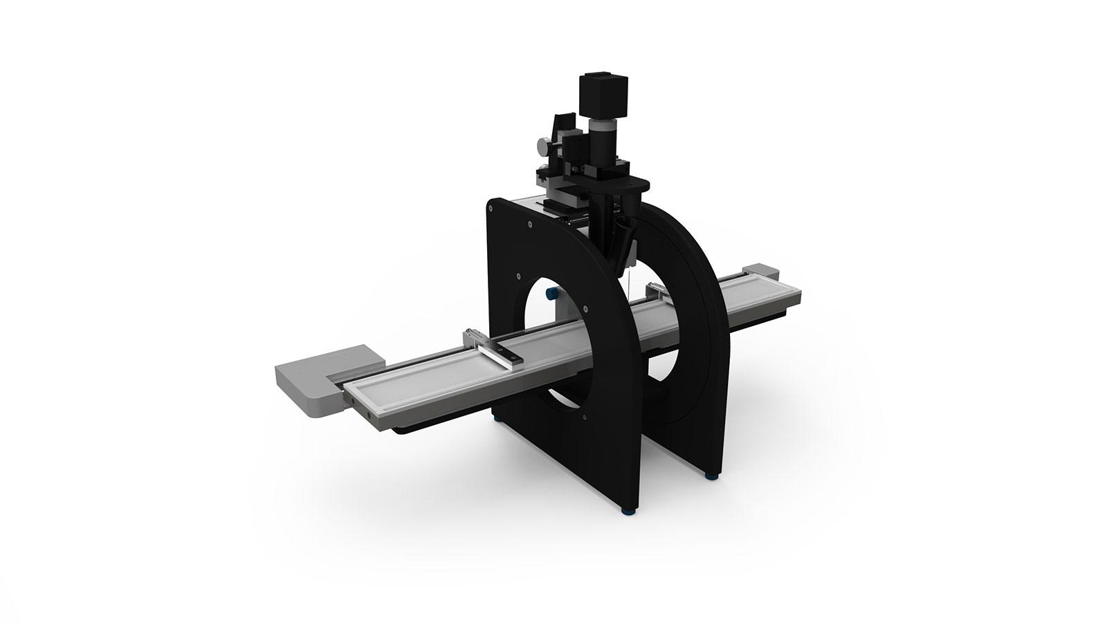 Interfacial Shear Rheometer